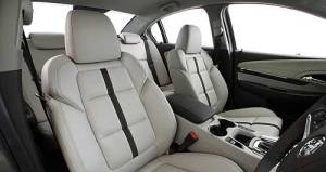 A beautiful Holden interior.